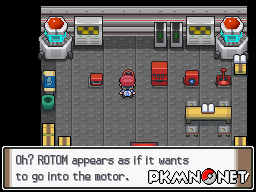 How To Get Into Rotom S Room